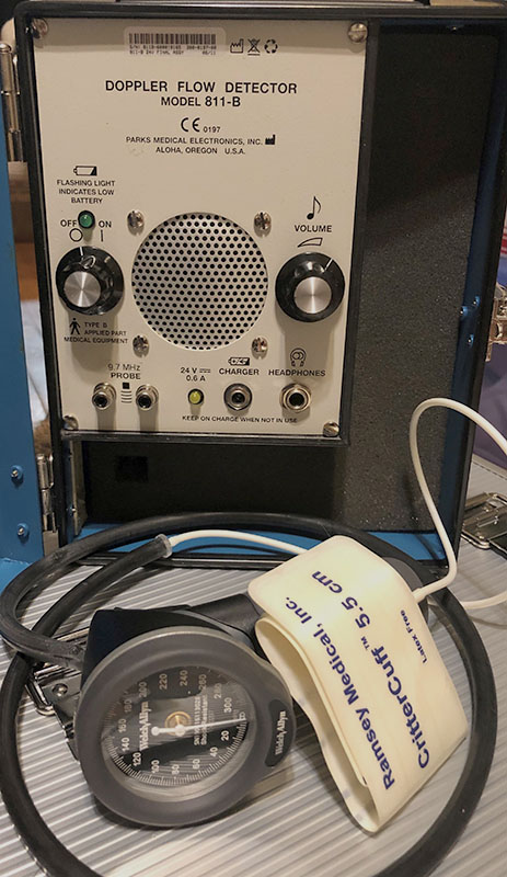 Doppler Blood Pressure Machine